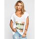 BILLABONG Les Tropics Womens Tee