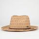 ROXY Breezy Womens Straw Hat