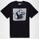 LRG Panda Paste Mens T-Shirt