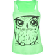 FULL TILT Owl Womens Tank