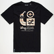 LRG Tech Natural Mens T-Shirt