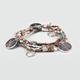FULL TILT Ribbon Charm Bracelet