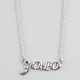 FULL TILT YOLO Pendant Necklace