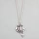 FULL TILT Anchor Heart Pendant Necklace