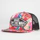 VANS Attendance Womens Trucker Hat