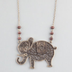 FULL TILT Elephant Necklace