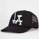 LA Bones Womens Trucker Hat