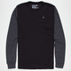 HURLEY Colorblock Mens Thermal