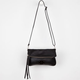 METAL MULISHA Black Lips Crossbody Bag