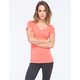 ACTIVE V Neck Womens Tee