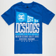 DC SHOES Flagmanship Boys T-Shirt