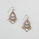 FULL TILT Teardrop Filigree Dangle Earrings