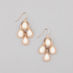 FULL TILT Teardrop Shower Earrings