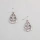 FULL TILT Filigree Mini Chandelier Earrings