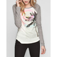ROXY Breezy Womens Raglan Tee