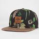 LRG Botanis Mens Strapback Hat