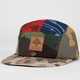 LRG Camo Collective Mens 5 Panel Hat