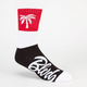 BLVD Three Time Mens Crew Socks