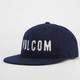VOLCOM Puffed Mens Snapback Hat