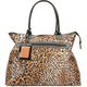ALFA Leopard Overnight Bag