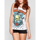 METAL MULISHA Hot Spot Womens Muscle Tank