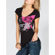 METAL MULISHA So Fly Womens Tee