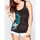 METAL MULISHA Lady Luck Womens Tank