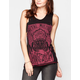 METAL MULISHA Rider Womens Muscle Tank