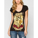 METAL MULISHA Tribal Life Womens Tee
