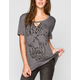 METAL MULISHA Savage Womens Tee