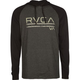 RVCA Distressed Mens Lightweight Hoodie