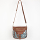 T-SHIRT & JEANS Bandana Print Crossbody Bag