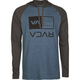 RVCA Flipped Box Mens Lightweight Hoodie
