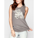 VANS Rose Dome Womens Muscle Tank