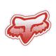 FOX Foxhead Sticker