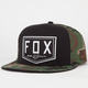 FOX Haste Mens Snapback Hat