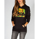 NOR CAL Poppy Bear Womens Hoodie