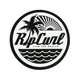 RIP CURL Circle Sticker