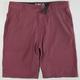 MICROS Front Mens Hybrid Shorts