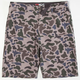MICROS Bubble Camo Mens Hybrid Shorts