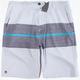 MICROS Stream Mens Hybrid Shorts
