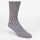 DC SHOES Dottie Mens Crew Socks