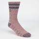 DC SHOES Bucka Mens Crew Socks