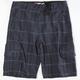 MICROS Bay Boys Hybrid Shorts