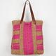 O'NEILL Sadie Straw Tote Bag