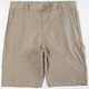 SUBCULTURE Brandon Texture Mens Shorts