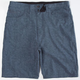 SUBCULTURE Noah Mens Hybrid Shorts