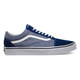 VANS Suede & Chambray Old Skool Mens Shoes