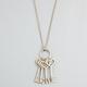 FULL TILT Love Key Necklace