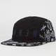 KR3W Occult Mens 5 Panel Hat